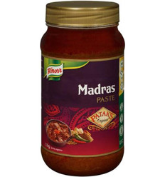 Knorr Pataks Paste Madras Curry 1.1kg