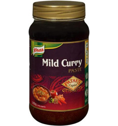 Knorr Pataks Mild Curry Paste 1.05kg