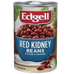 Edgell Red Kidney Beans 400gm