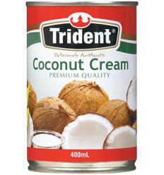 Trident Coconut Cream 400ml