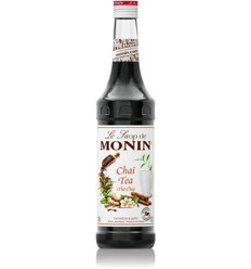 Monin Chai Tea Syrup Pet 1l