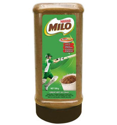 Nestle Milo Plastic Office Jar 500gm