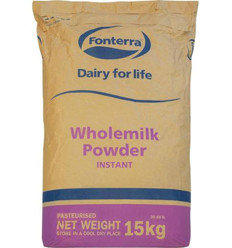 Fonterra Full Cream Milk Powder 15kg