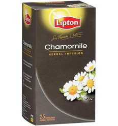 Lipton Chamomile Sir Thomas Tea Bag 25s
