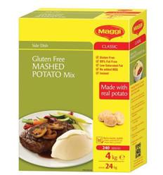Maggi Instant Mashed Potato 4kg x 1