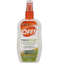 Off! Tropical Repellent Pump Spray 175ml