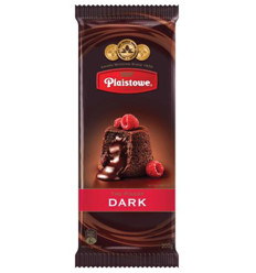 Plaistowe Dark Cooking Chocolate 200gm