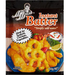 Mary Mack's Instant Batter 150g