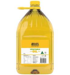 Black & Gold Australian Vegetable Oil 4l