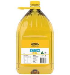 Black & Gold Australian Canola Oil 4l