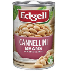 Edgell Cannellini Beans 400gm