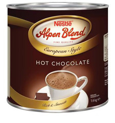 Nestle Alpen Blend Hot Chocolate 1.4kg