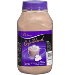 Cadbury Australia Cafe Blend Drinking Chocolate 1.75kg