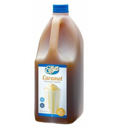 Edlyn Caramel Topping 3l