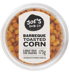 Jc's Corn Nut Bbq Tubs 175g x 12
