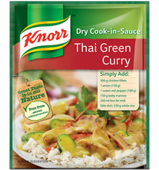Knorr Green Thai Curry Paste 850gm