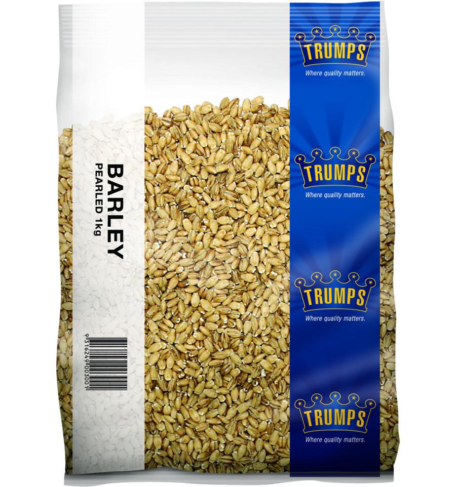 Trionfi di orzo perlato 1 kg for Cuocere 1 kg di riso