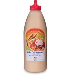 French Maid Smokey Chilli Mayonnaise 1l