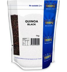 Trumps Black Quinoa 1kg