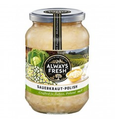 Always Fresh Polish Sauerkraut 460gm