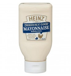 Heinz Original Mayonnaise Squeeze 295ml