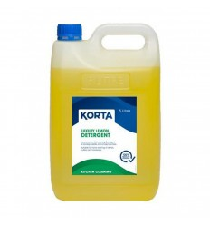 Korta Lemon Luxury Detergent 5l