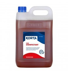 Korta Pine Disinfectant 5l