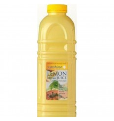 Sunshine Lemon Juice 1l