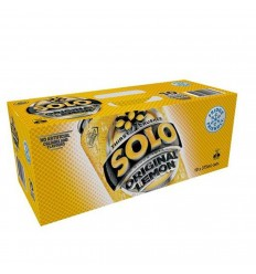 Solo Lemon Cans 10x375m x 1