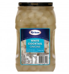 Riviana White Cocktail Onions 2.2kg