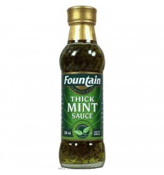 Fountain Sauce Mint Thick 250ml