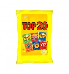 Top 20 Variety Multipack 375g