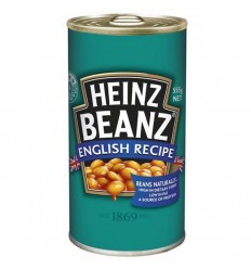 Heinz English Recipe Baked Beans 555gm
