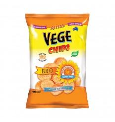 Ajita Vege Chip Bbq 100g x 6
