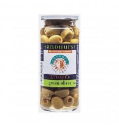 Sandhurst Stuffed Olives 350g