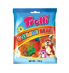 Trolli Gummi Bears 150g x 10
