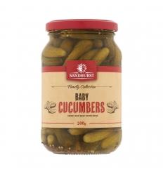 Sandhurst Baby Cucumber 500g