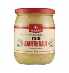 Sandhurst Polish Sauerkraut 500g