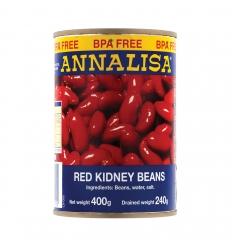 Annalisa Red Kidney Beans 400g