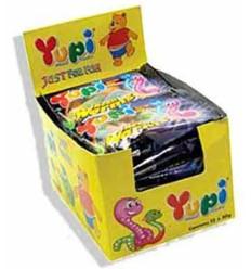 Yupi Neon Stix40g x 12