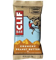 Clif Bar Crunchy Peanut 68g x 12