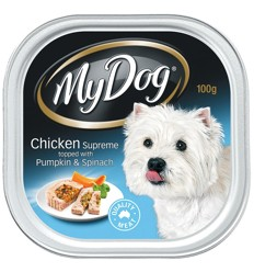 My Dog Chicken Supreme 100g