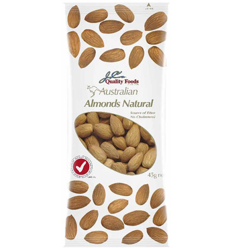 Healthy almond Nuts