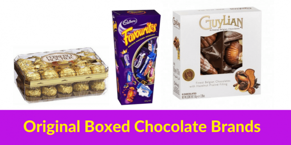 Buy Chocolate Gift Boxes Online for your Love Ones