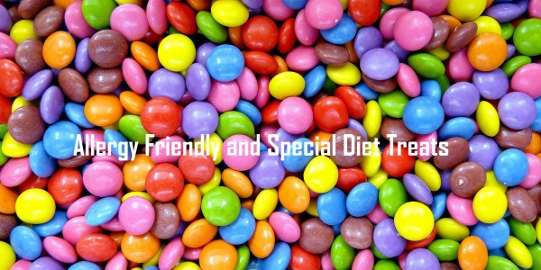 Allergy Friendly Candy and Special Diet Treats for All to Enjoy