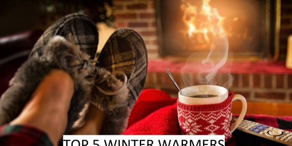 Our Top 5 Winter Warmers Tasty Treats for the Cooler Weather