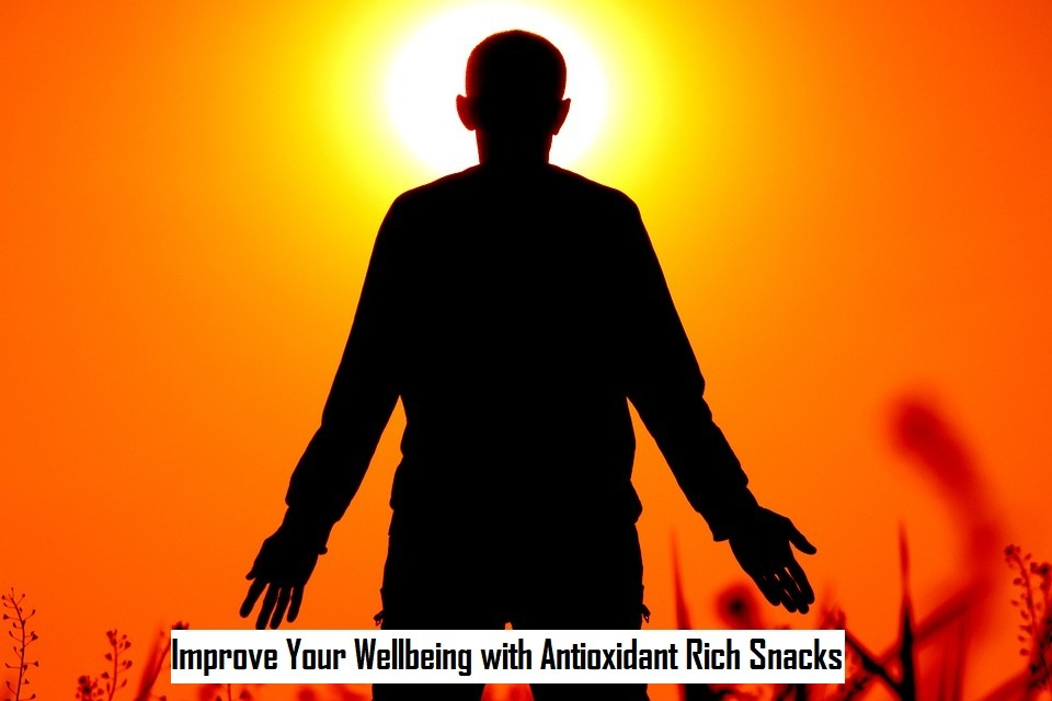 Improve Your Wellbeing with Antioxidant Rich Foods